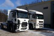 АВТОТОР представил автоперевозчикам грузовые автомобили, произведенные в Калининграде