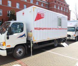 Правительство Калининградской области высоко оценило возможности передвижных медкомплексов, пополнивших линейку продукции АВТОТОР