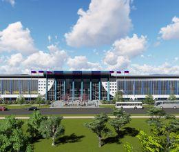СООБЩЕНИЕ  о результатах открытого конкурса на архитектурную концепцию оформления фасада физкультурно-оздоровительного комплекса  «АВТОТОР-АРЕНА»