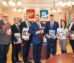 Сотрудники АВТОТОР отмечены благодарностями главы Калининграда