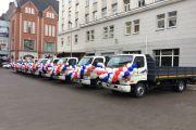 АВТОТОР выпустил спецтехнику для коммунальных служб Калининграда