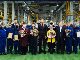 Семь новых заводов