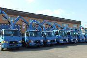 Московские энергетики получили спецавтомобили на базе Hyundai HD78 и HD120 производства АВТОТОР