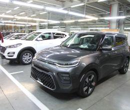 АВТОТОР ввел в эксплуатацию новую линию сварки кузовов