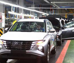 Завод АВТОТОР освоил выпуск кроссовера Hyundai Tucson 4 поколения