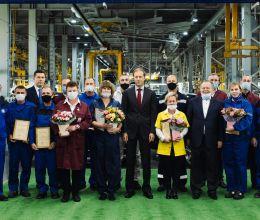 Итоги визита Министра промышленности и торговли РФ на завод АВТОТОР