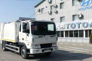 АВТОТОР расширяет линейку коммунальной техники
