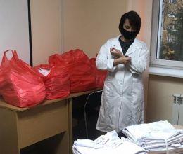 АВТОТОР оказал помощь в изготовлении спецодежды для социальных работников Калининграда
