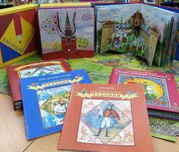 АВТОТОР подарил книги для слабовидящих детей детсаду № 114 Калининграда