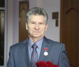 Генерал-лейтенант в отставке А. И. Пименов отметил 75-летний юбилей