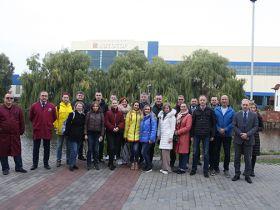 Представители компании Kia RUS&CIS посетили завод АВТОТОР в Калининграде