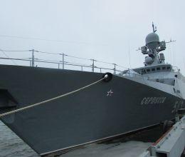 АВТОТОР поздравил моряков Балтийского флота с Днем ВМФ