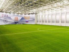 FIFA сертифицировала футбольное поле на «Автотор-Арена» в Калининграде