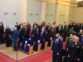 АВТОТОР поддержал празднование 75-летия образования военного комиссариата Калининградской области