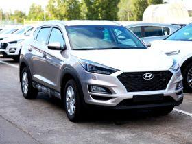 В Калининграде стартовало производство кроссоверов Hyundai Tucson